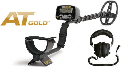 Best Gold Metal Detector Image