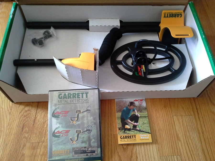 Garrett Ace 150 Metal Detector Review – Metal Detector List