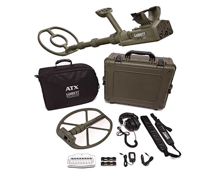 Garrett ATX Metal Detector Review