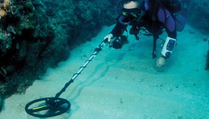 The Best Underwater Metal Detector In 2107 Reviewed