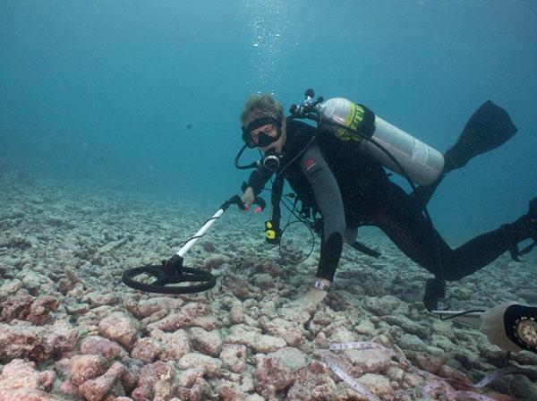Jew Detector: 6 Underwater Metal Detecting Tips